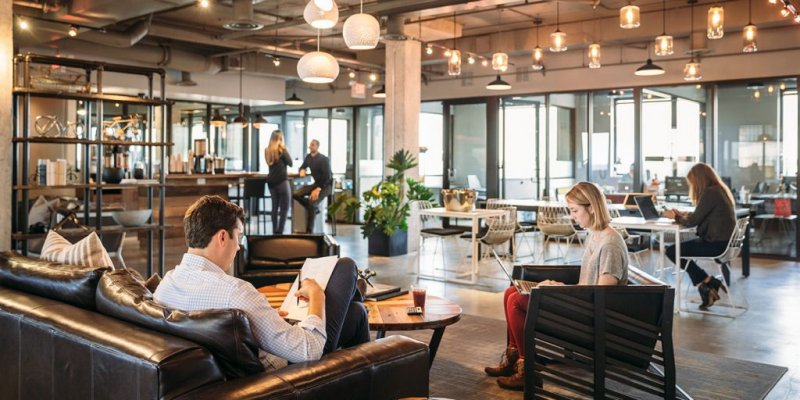 COWORKING IS THE BEST IDEA FOR YOUR NEW VENTURE